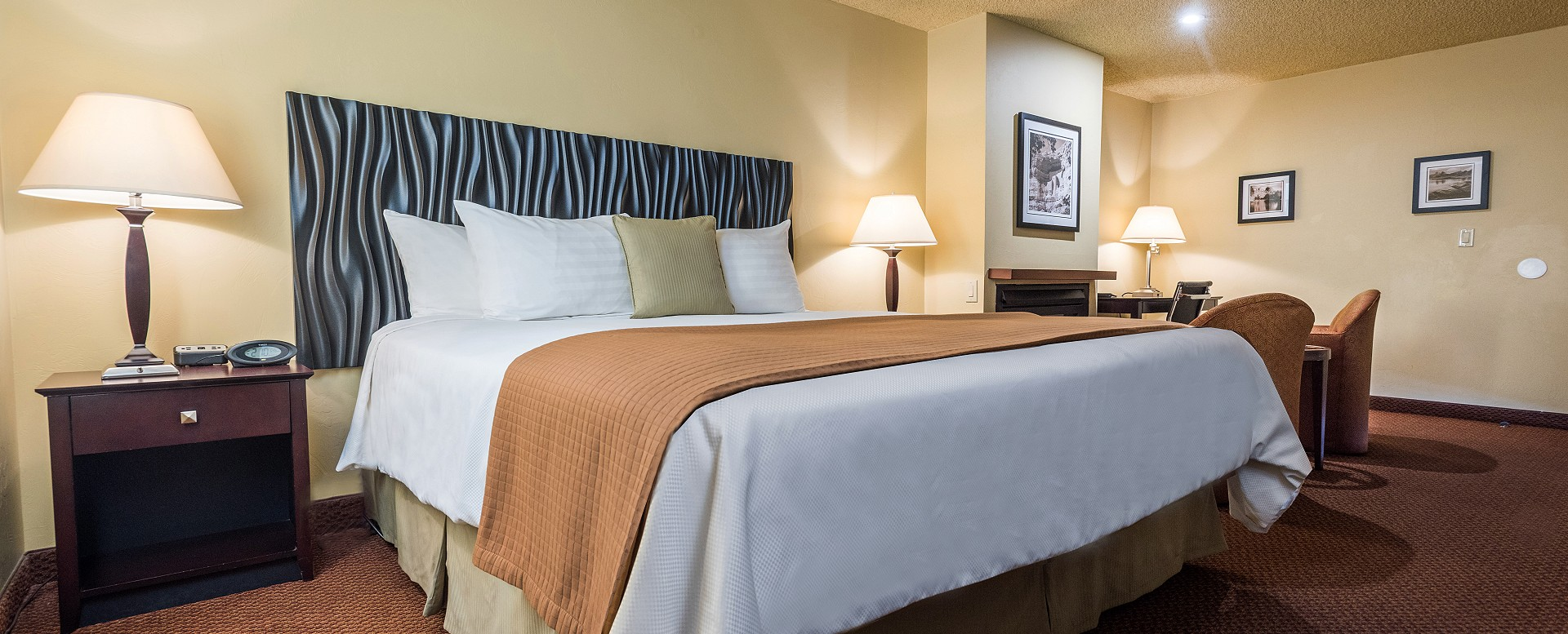 Best Western Plus Inn of Sedona-King Guestroom