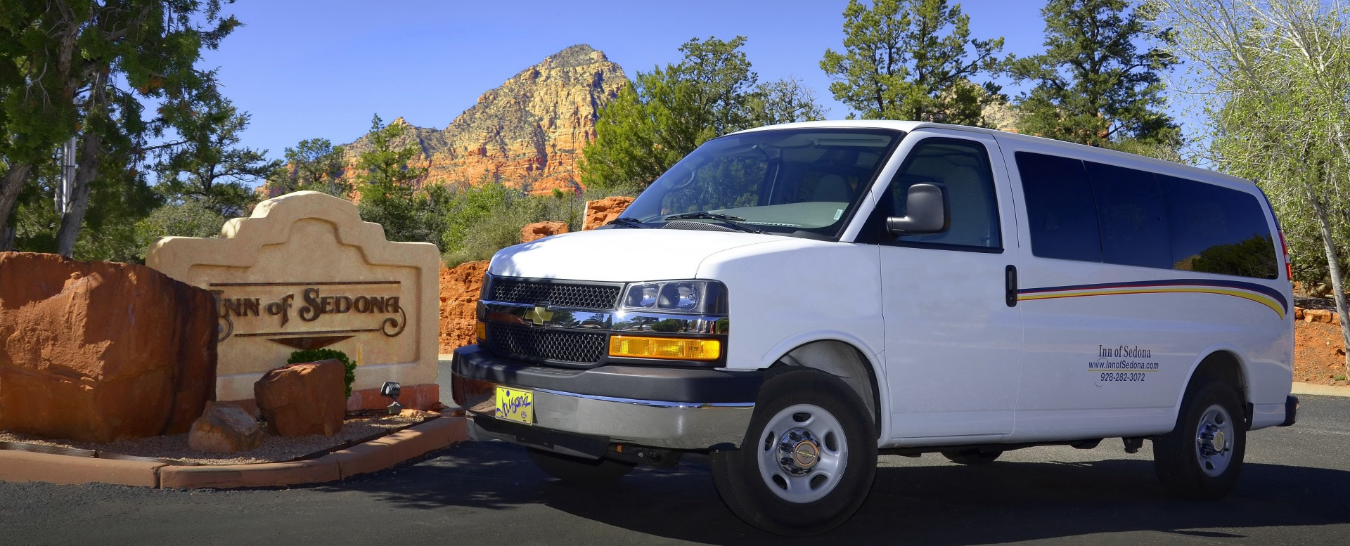 Best Western Plus Inn of Sedona-Shuttle