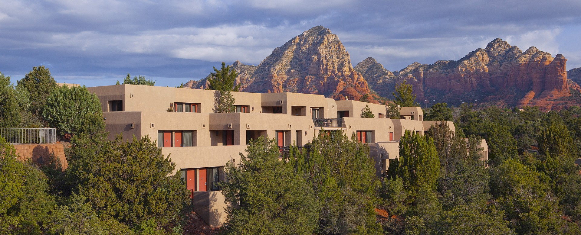 Best Western Plus Inn of Sedona-Exterior