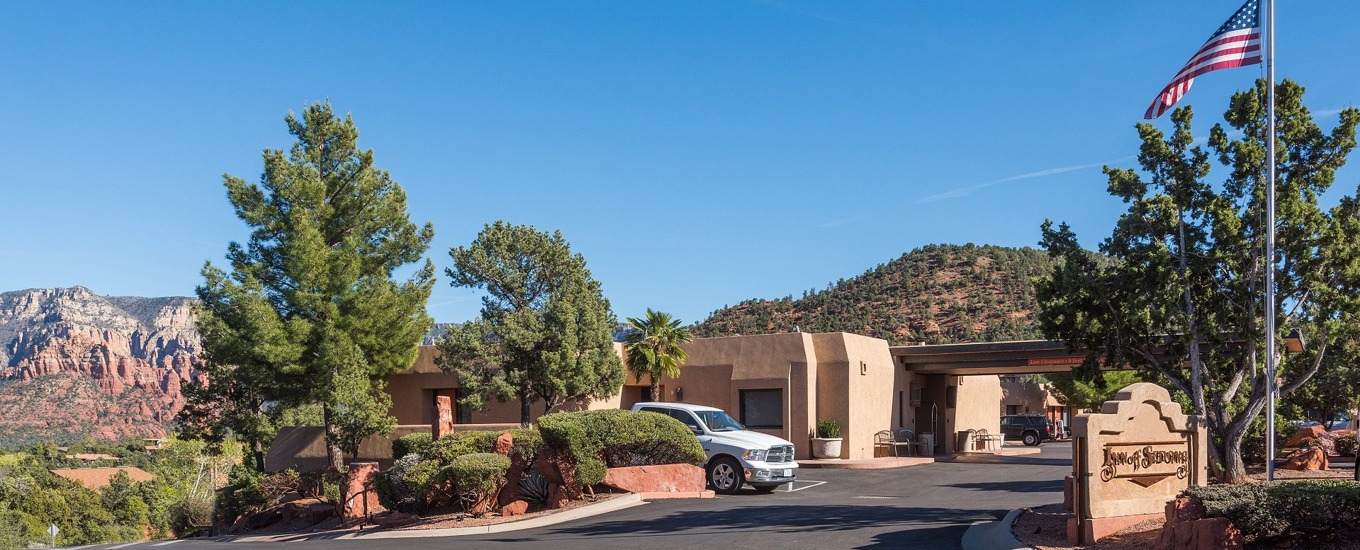 Best Western Plus Inn of Sedona-Entrance