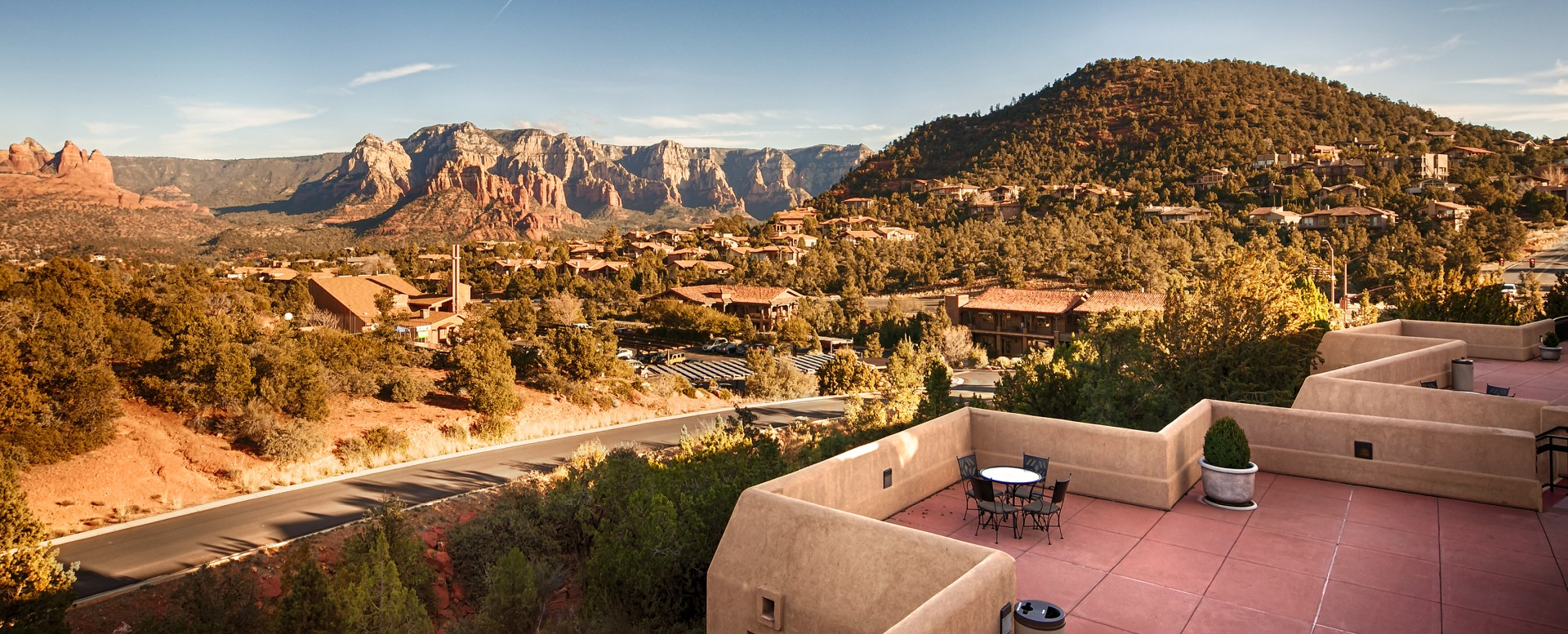 Best Western Plus Inn of Sedona-Terrace View