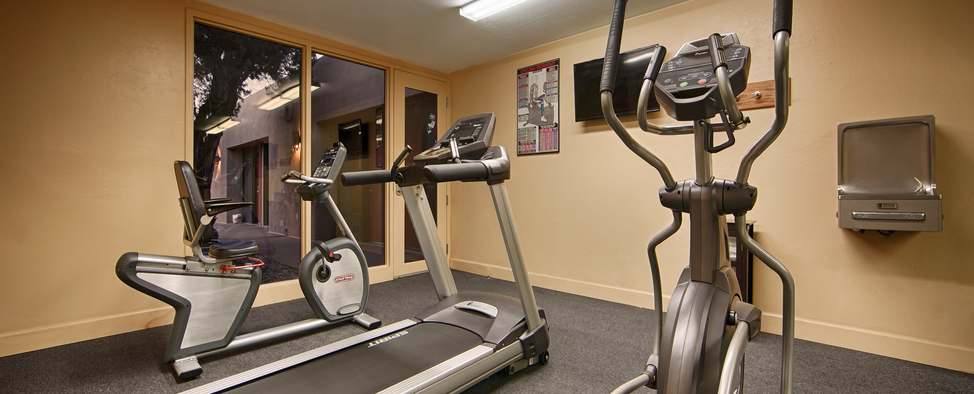Best Western Plus Inn of Sedona-Fitness Center