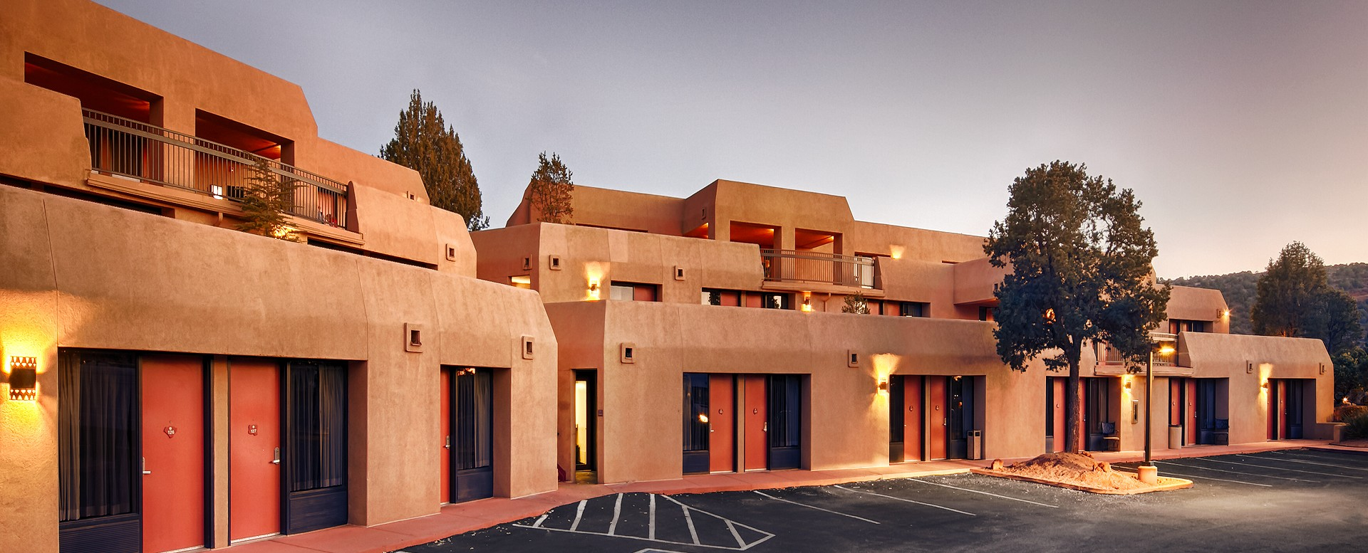 Best Western Plus Inn of Sedona-Guestroom Exteriors