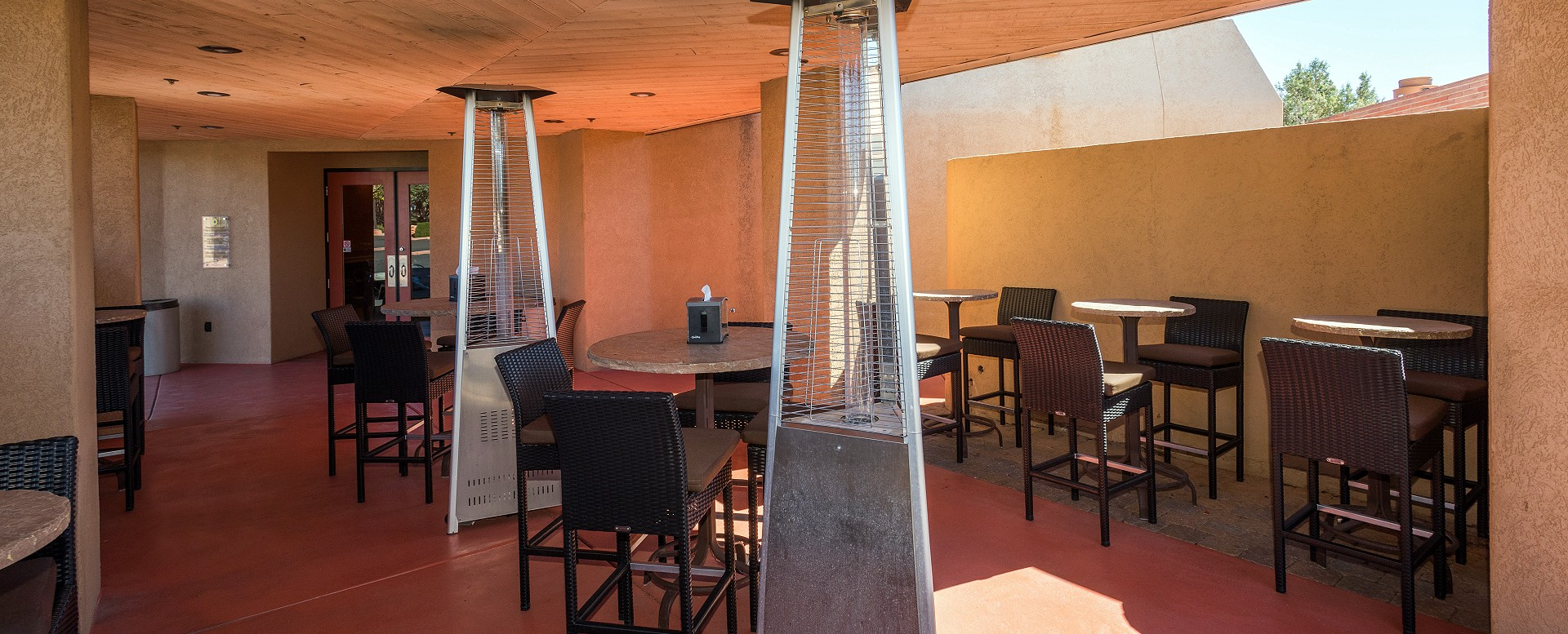Best Western Plus Inn of Sedona-Outdoor Dining