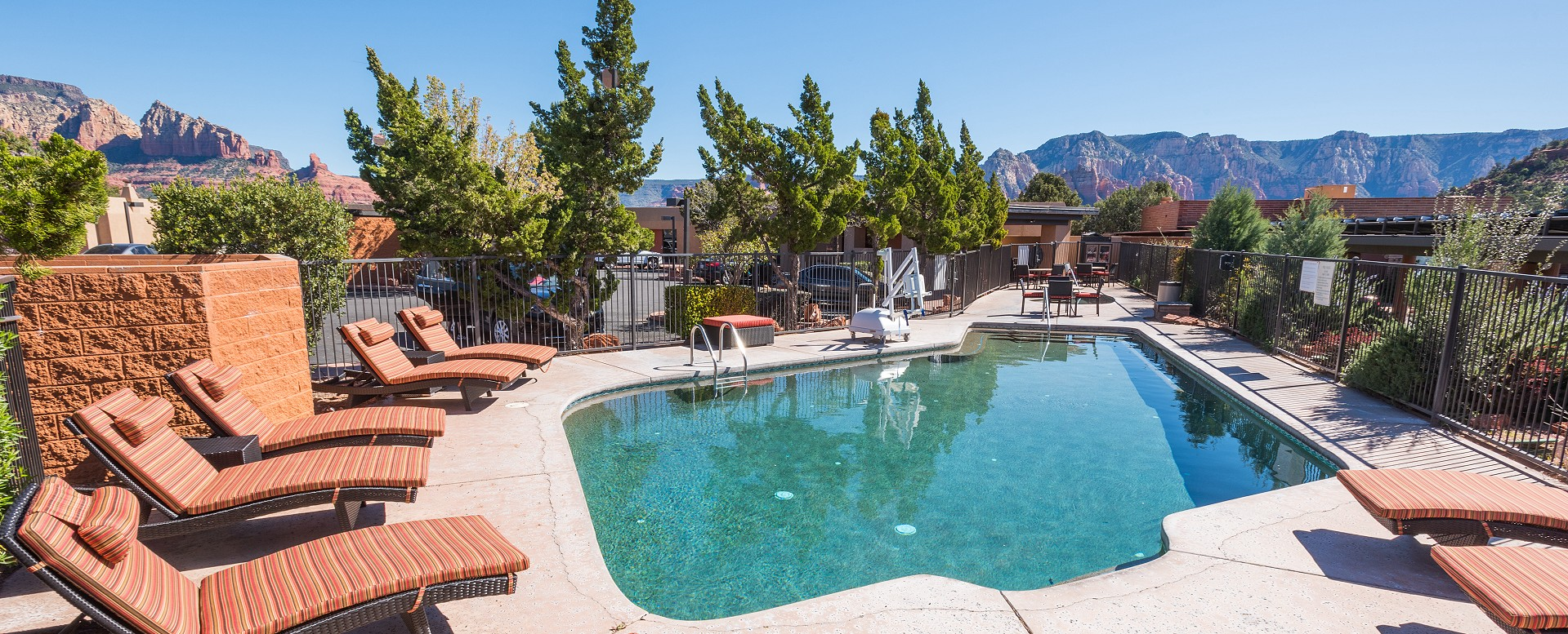 Best Western Plus Inn of Sedona-Pool Area